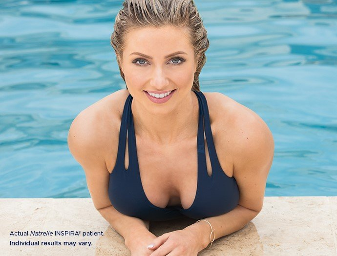 Get The Look That's Right For You With Natrelle® Gummy Breast Implants