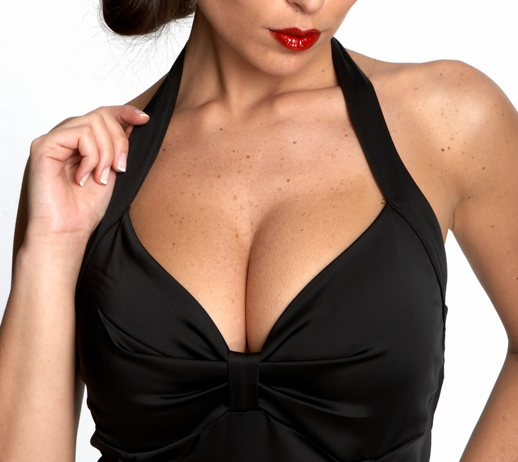 Young breast reduction