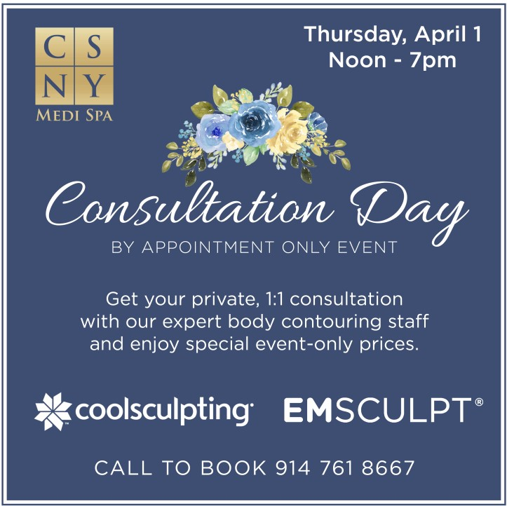Ready To Lose The Fat? With CoolSculpting® And EmSculpt® You Can! Come To Consultation Day